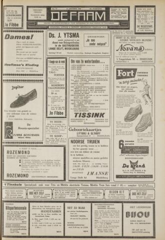 de Faam en de Faam/de Vlissinger 1960-10-21
