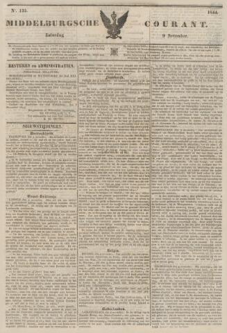 Middelburgsche Courant 1844-11-09