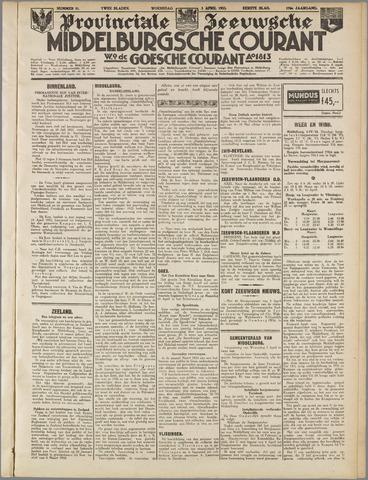 Middelburgsche Courant 1933-04-05