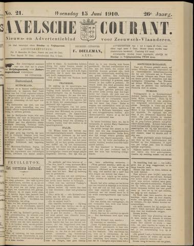 Axelsche Courant 1910-06-15