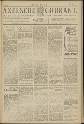Axelsche Courant 1941-05-02