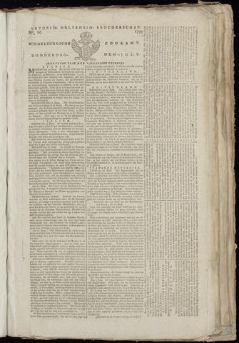 Middelburgsche Courant 1799-07-11