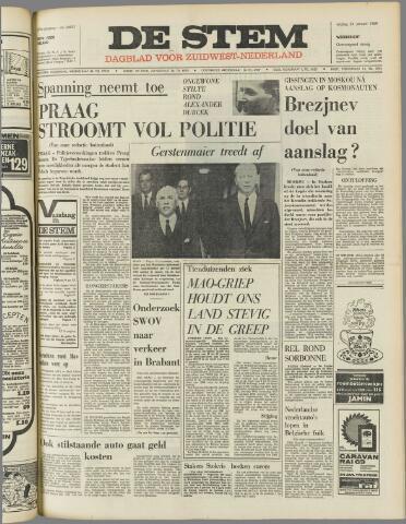 de Stem 1969-01-24