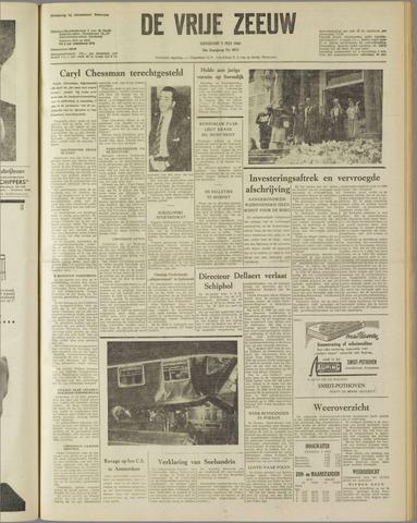 de Vrije Zeeuw 1960-05-03