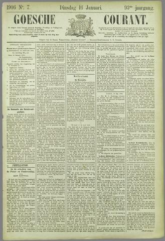Goessche Courant 1906-01-16