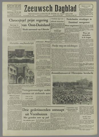 Zeeuwsch Dagblad 1957-08-14