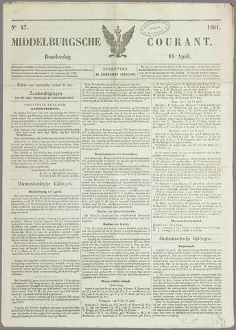 Middelburgsche Courant 1861-04-18