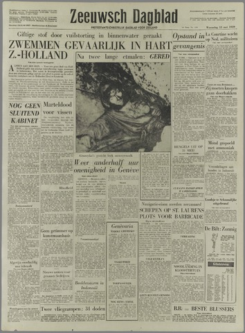 Zeeuwsch Dagblad 1959-05-13