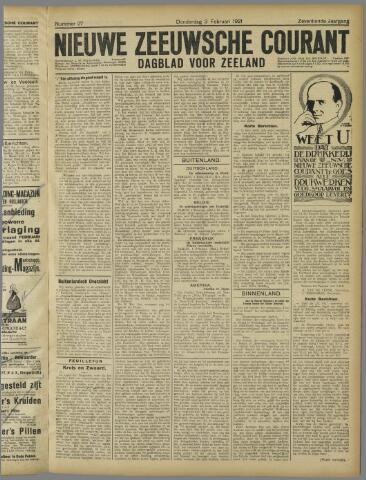 Nieuwe Zeeuwsche Courant 1921-02-03