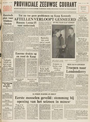 Provinciale Zeeuwse Courant 1969-07-15