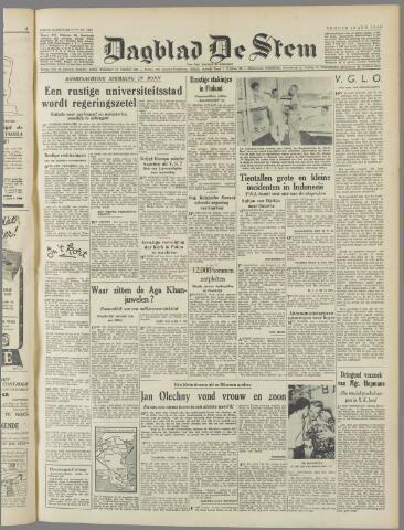de Stem 1949-08-19