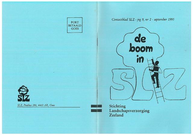 Landschapsbeheer Zeeland - de Boom in 1995-09-01
