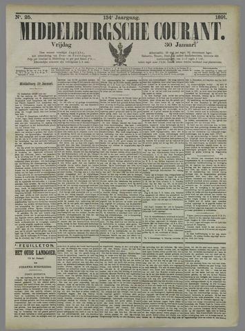 Middelburgsche Courant 1891-01-30