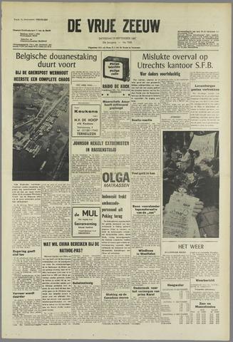 de Vrije Zeeuw 1967-09-16