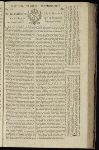 Middelburgsche Courant 1801-08-25