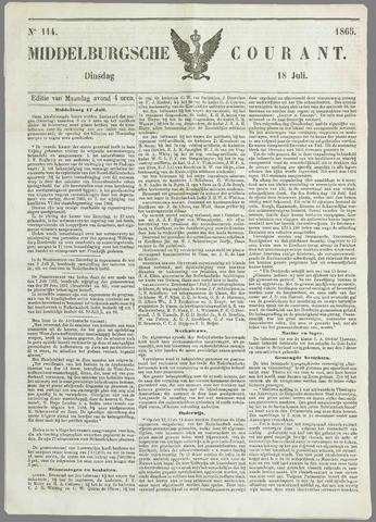 Middelburgsche Courant 1865-07-18