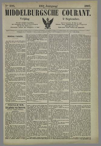 Middelburgsche Courant 1887-09-02