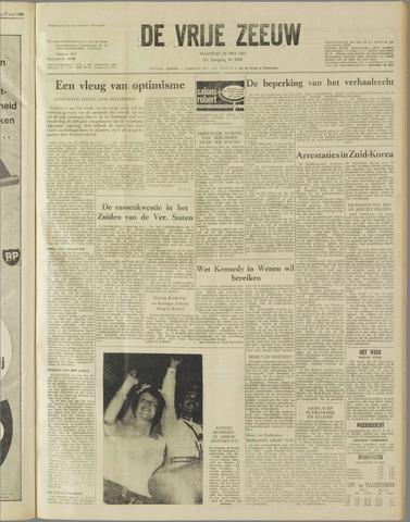 de Vrije Zeeuw 1961-05-29