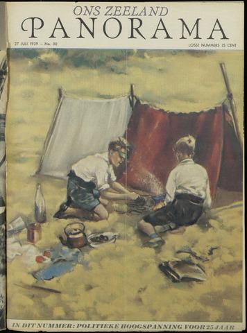 Ons Zeeland / Zeeuwsche editie 1939-07-27