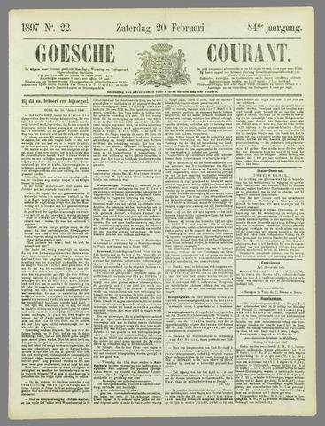 Goessche Courant 1897-02-20