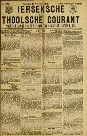 Ierseksche en Thoolsche Courant 1910-11-12