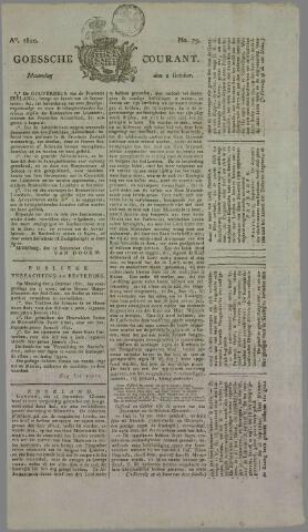 Goessche Courant 1820-10-02