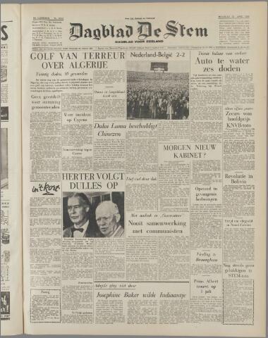 de Stem 1959-04-20