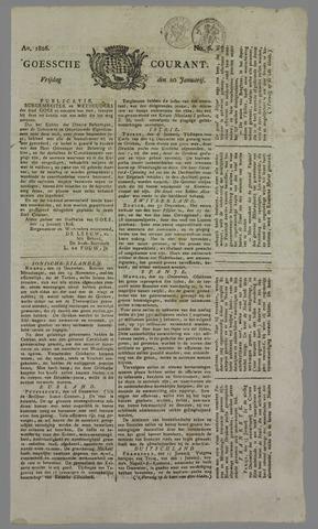 Goessche Courant 1826-01-20
