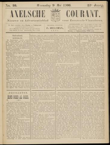 Axelsche Courant 1906-05-09