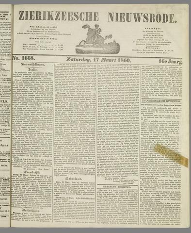 Zierikzeesche Nieuwsbode 1860-03-17