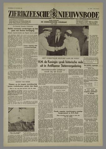 Zierikzeesche Nieuwsbode 1955-10-20