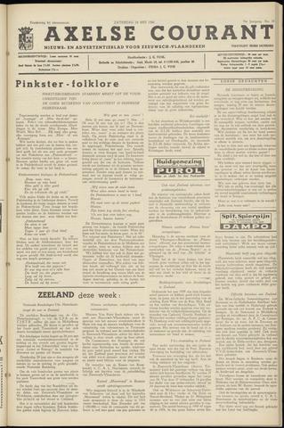 Axelsche Courant 1960-05-28