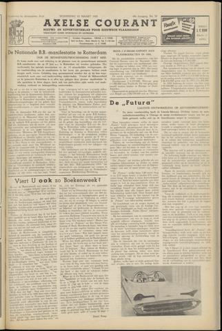 Axelsche Courant 1955-03-23