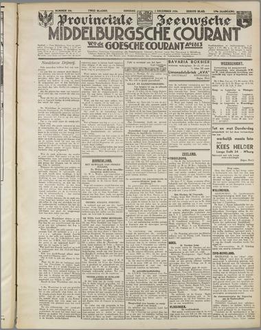 Middelburgsche Courant 1936-12-01