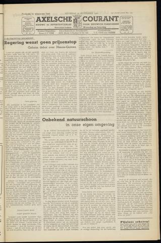 Axelsche Courant 1950-09-30