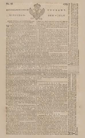 Middelburgsche Courant 1785-07-19