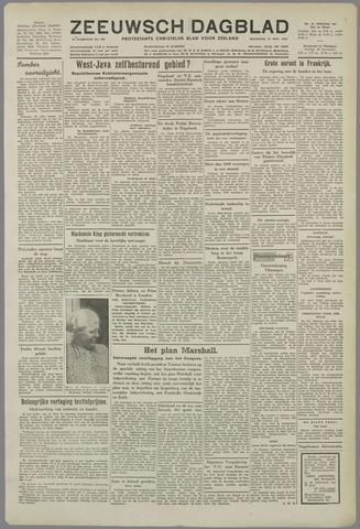Zeeuwsch Dagblad 1947-11-17