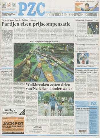 Provinciale Zeeuwse Courant 2002-08-12