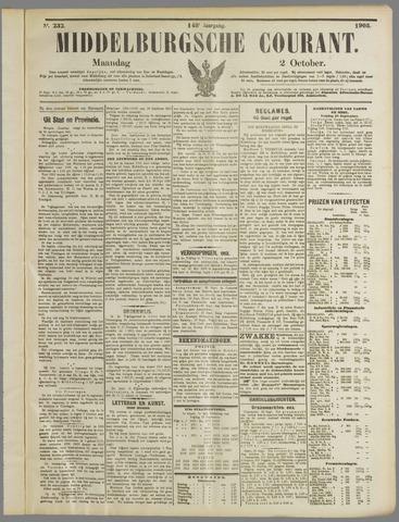 Middelburgsche Courant 1905-10-02