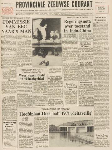 Provinciale Zeeuwse Courant 1970-05-12