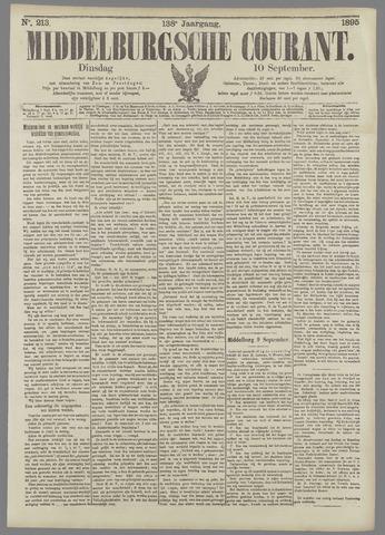 Middelburgsche Courant 1895-09-10