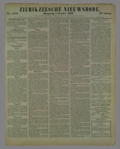 Zierikzeesche Nieuwsbode 1882-10-03