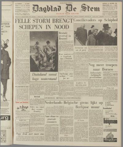 de Stem 1963-09-28