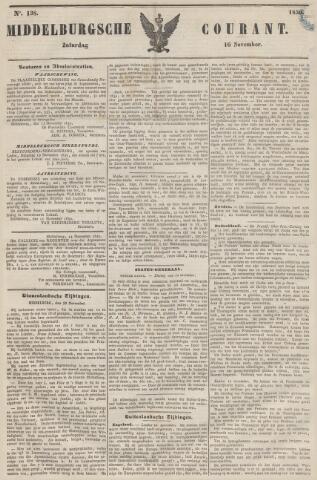 Middelburgsche Courant 1850-11-16