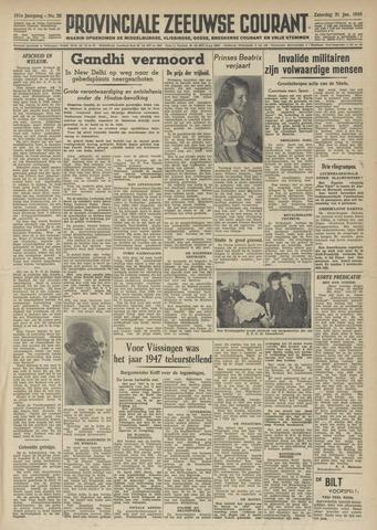 Provinciale Zeeuwse Courant 1948-01-31