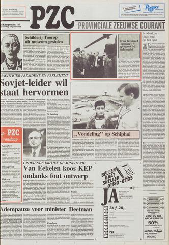 Provinciale Zeeuwse Courant 1988-06-29