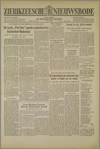 Zierikzeesche Nieuwsbode 1952-05-23