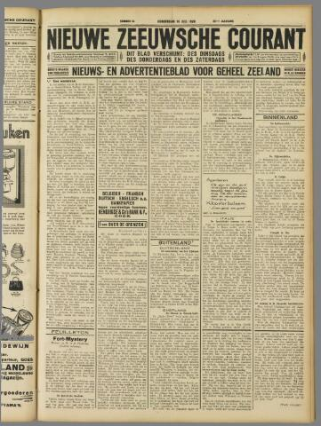 Nieuwe Zeeuwsche Courant 1929-07-18