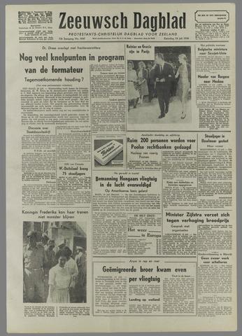 Zeeuwsch Dagblad 1956-07-14