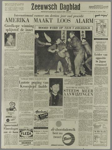 Zeeuwsch Dagblad 1960-10-13